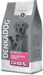 Denkadog Cold Pressed Energy - Hondenvoer - Rund 20 kg