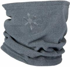 Grijze Barts Fleece Col sjaal sr