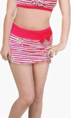 Dancing Days Bikinibroekje -XL- Beach bum Popcorn Rood