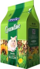 Groene Puik Greenline hamster 800 gram