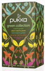 Pukka Org. Teas groen collection 20 Stuks
