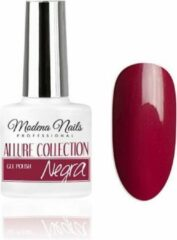 Roze Modena Nails Gellak Allure - Negra 7,3ml.