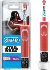Rode Oral-B Kids Star Wars - Elektrische Tandenborstel