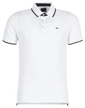 Afbeelding van Witte Polo Shirt Korte Mouw Jack Jones JJEPAULOS