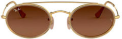 Gouden Ray-Ban® Ray-Ban RB3847N-912443-52