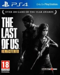 Naughty Dog The Last Of Us: Remastered - PS4