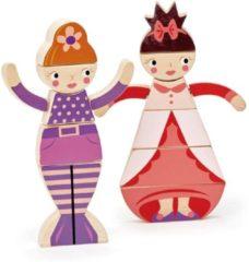 Tenderleaftoys Tender Leaf Toys Poppenhuispoppen Zeemeermin En Prinses Hout