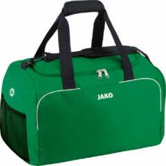 Jako Sporttas classico met zijvakken 1950-06 groen
