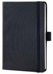 Sigel Notitieboek CONCEPTUM® CO131 Geruit Zwart Aantal paginas: 97 DIN A6