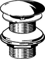 Viega schachtplug voor wastafel zonderoverloop 5/4x60x50mm chroom 433 703