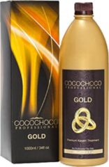 COCOCHOCO Gold Keratine Behandeling 1000ml