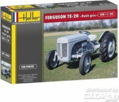 Heller Ferguson Le Petit Gris (tractor modelbouw, 1:24)