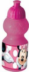 Disney Roze Minnie Mouse kinder bidon
