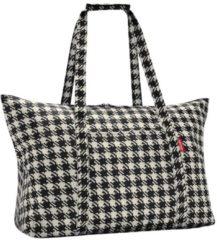 Reisetasche mini maxi travelbag Reisenthel fifties black