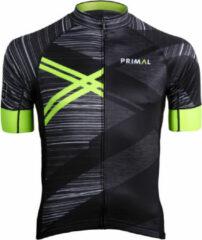 Groene Primal Team Primal Asonic EVO 2.0 Jersey - Fietstruien