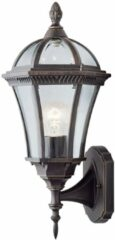 Bruine Home24 Wandlamp Capri I, searchlight