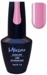 Roze Gellak Mixcoco # 016 Rose Jade - Gel nagellak