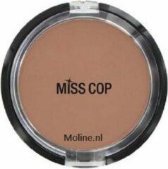 Miss Cop compact poeder 05- Beige Chocolat