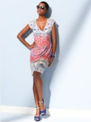 Kleid Alba Moda Multicolor