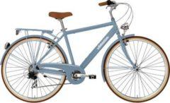 28 Zoll Herren City Fahrrad 6 Gang Adriatica... blau, 55cm