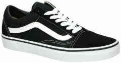 Zwarte Vans Old Skool Trainers - Black/White - UK 11 - Black
