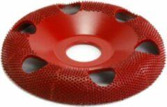 Rode Saburrtooth Saburr Open carving wheel 100 mm, round, medium