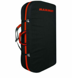 Mammut - Slam Pad - Crashpad maat One Size, rood/zwart
