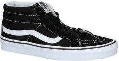 Witte Vans UA SK8-Mid Reissue Sneakers Unisex - Black/True White - Maat 39