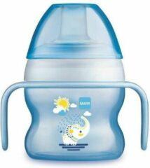 MAM Soft tuitbeker 150ml - blauw