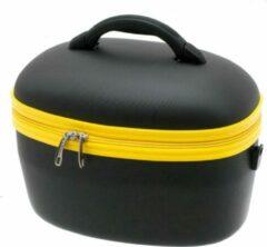 Beauty case zwart -geel van het merk Davidt's 2697149.15