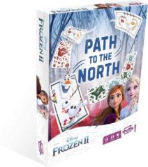 Shuffle kaartspel Frozen II Pad naar het noorden junior karton