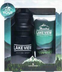 Source Balance `Lake View` vaderdag geschenkset met bidon