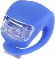 Go Go Gadget Fietslamp LED - Fietslicht - Waterdicht - Waterproof - Bicycle Light - Blauw