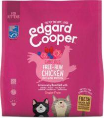 Edgard & Cooper Verse scharrelkip, scharreleend en MSC-witvis Brok - Voor kittens - Kattenvoer - 1.75kg