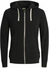 JACK & JONES Comfortabele Sweatshirt Heren Zwart