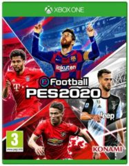 KONAMI EFootball PES 2020 (Xbox One)