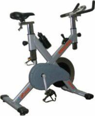 Grijze Prostar Speedbike, Spinningbike, 20kg vliegwiel, Pro Star