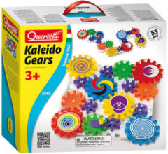 Toy Team Agencies Quercetti Kaleido Gears, 55st.