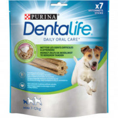 Purina Dentalife Daily Oral Care Small - Hondensnacks - 115 g - Hondenvoer