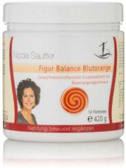 Nicola Sautter Figur Balance Drink, Blutorange, 420 g