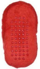 Rode Suncity Lady bug sloffen maat 25/26