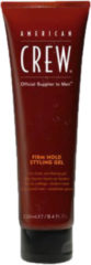 American Crew - Firm Hold Styling Gel - 250 ml