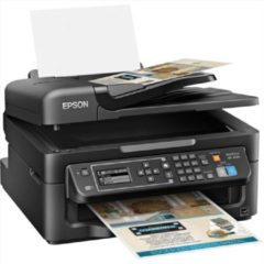 EPSON STAMPANTE MULTIFUNZIONE WORKFORCE WF-2630WF FAX WIRELESS
