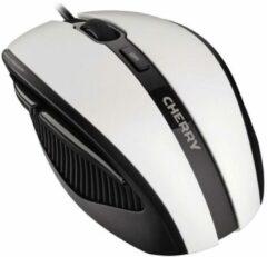 Grijze CHERRY MC 3000 muis Rechtshandig USB Type-A Optisch 1000 DPI