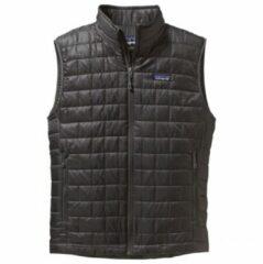 Zwarte Patagonia - Nano Puff Vest - Synthetische bodywarmer maat XL zwart