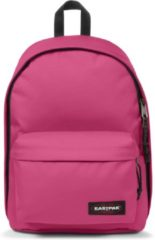 Roze Eastpak Out Of Office Rugzak - 14 inch laptopvak - Extra Pink