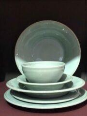 Groene Coté Table Constance bowl 50cl - 2 stuks - sea green