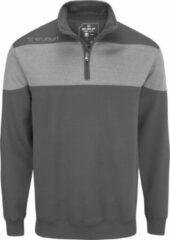 Stuburt Heren Evolve Performance 1/4 Zip Golf Sweater - Zwart