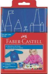 Faber Castell Verfschort Faber-Castell blauw