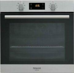 Hotpoint-Ariston HOTPOINT FA2544CIXHA - Ingebouwde multifunctionele elektrische oven - Hete lucht - 71 L - Katalyse - A - Roestvrij staal